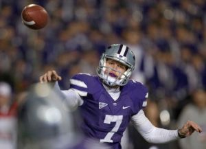Collin Klein is looking to prove he is a Quarterback in the NFL