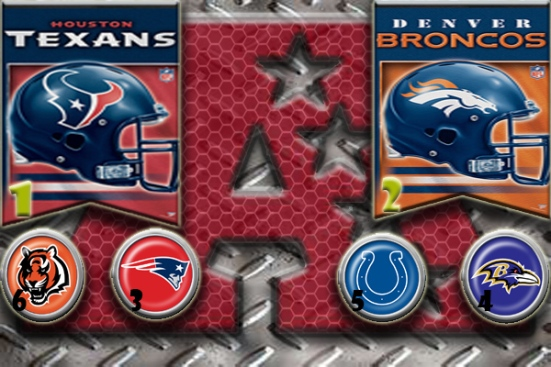 NFL Week 15 Playoff picture - AFC