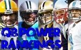 End of 2012 Season QB Power Rankings
