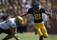 California's Keenan Allen is considered the top WR in this years draft