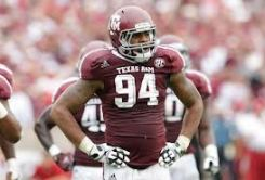 Texas A & M Damontre Moore is a big time player who will most likely go in the Top 5