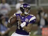 Christian Ponder Inactive vs Packers; Joe Webb to Start