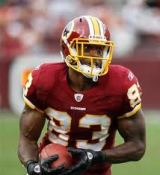 Skins Welcome Back Fred Davis