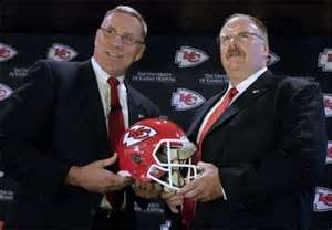 Reid and Dorsey - Chiefs