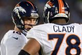 Denver Broncos Franchise OT Ryan Clady