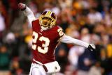No Harm, No Foul, DeAngelo Hall Returns to D.C.