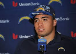 """I Love the Support I have been getting since coming here"" Te'o on his thoughts joining San Diego"