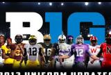 Big Ten Division Overhaul in 2014Season