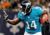 Jaguars WR Justin Blackmon Suspended For FourGames