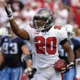 Ronde Barber to Retire from Buccaneers