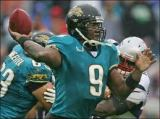 David Garrard calling it Quits; Leaving the Jets