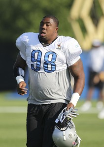"""We picked up some good guys in the draft. It is going to be up yo us (players) to getting the chemistry up to where we can play off each other. We are going to do some big things this year."" -Nick Fairley"