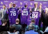 2013 NFL Draft First Round Draft Picks JerseyNumbers